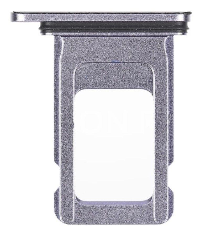 iPhone 11 SIM-Kort skuff, lilla