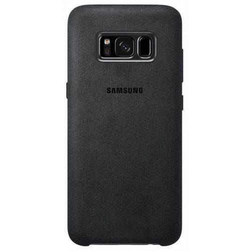 Samsung Galaxy S8+ Alcantara Cover