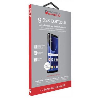 Invisible Shield Glass Contour Samsung Galaxy S8
