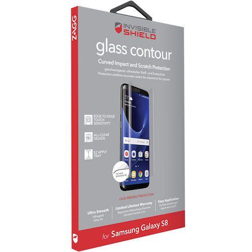 Invisible Shield Glass Contour Samsung Galaxy S8